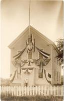 District Seven School, Eliot, 1910