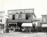 Main Street Stores, Sanford ca 1905