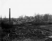 Springvale After the Great Fire of April 14, 1905