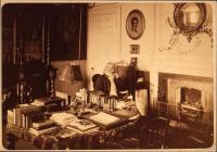 Henry Wadsworth Longfellow, Cambridge, ca. 1875