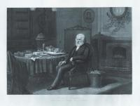 Henry Wadsworth Longfellow, Craigie House, Cambridge, 1881