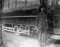 Railroad Car #12, Sanford