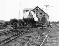 Old Railroad Car Barn, Sanford