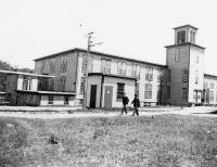 Batley Mill, Sanford ca 1895