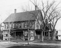 The Bodwell Home, School Street, Sanford
