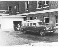 Bangor Ambulance at Eastern Maine General Hospital