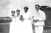 Nurses and doctor at Eastern Maine General Hospital