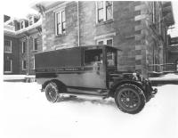 Ambulance at Eastern Maine General Hospital