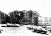 Haskell & Kelley Buildings, Eastern Maine Medical Center, ca. 1970