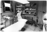 Minor Surgical Area at Eastern Maine Medical Center ca. 1970