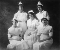 Nurse School graduates, Eastern Maine General Hospital, 1922