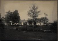 John Davis Long homestead, Buckfield, 1899