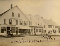 Prison Store and Book Store, Houlton, ca. 1895