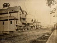 Court Street looking North, ca. 1890