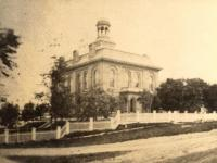 Court House, Houlton, ca. 1880