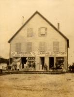 Smith Brothers store, Houlton, ca. 1880