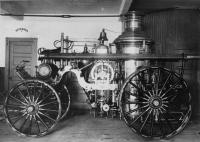 Fire engine, Lisbon, ca. 1901