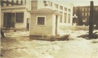 Worumbo Mill flood, Lisbon Falls, 1936