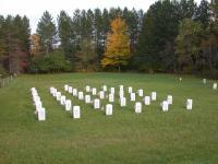 Soldiers Cemetery, Hancock Barracks, Houlton