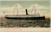 The Steam Ship Horatio Hall