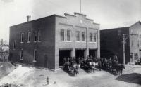 Sanford Fire Department, Sanford, ca. 1911