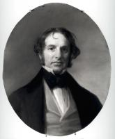 Henry Wadsworth Longfellow by Francis Alexander, 1852