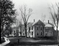 Harmon G. Allen Home on Maine Street, Springvale, ca 1910