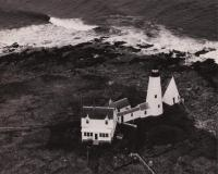 Wood Island Lighthouse, Biddeford, 1951