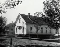Sanford Town Hall, ca. 1900