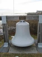 Fog Bell from Wood Island Lighthouse, Biddeford
