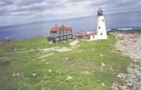 Wood Island Lighthouse, Biddeford, 1994
