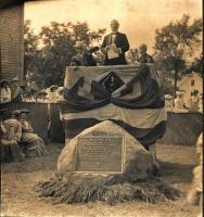 Unveiling of Knox Tablet, Thomaston, 1903