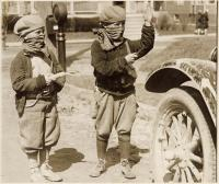 Boys playing, Portland, ca. 1930