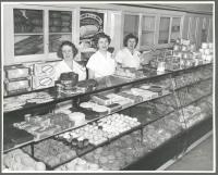 Cushman's Bakery, Portland, ca. 1940