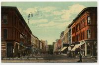Water Street, Augusta, ca. 1911