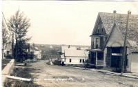 Main Street looking east, Winter Harbor, ca. 1920