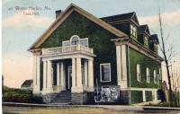 Winter Harbor Town Hall, ca. 1907