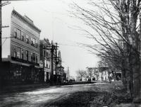 Main Street Looking North, Sanford, ca 1905