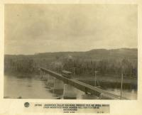 Aroostook Valley Railroad Trestle