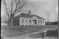 Village School, Fryeburg, ca. 1910