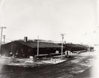 Air Base warehouses, Presque Isle, ca. 1943