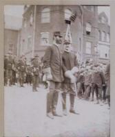 Spanish American War soldiers in Brunswick