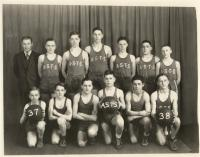 Aroostook State Training School Basketball Team, 1938