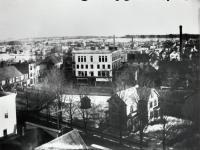 Aerial View, Sanford, ca 1910