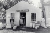 The Marble Works, Sanford, ca 1900