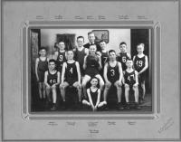 Training School basketball team, Presque Isle, ca. 1936