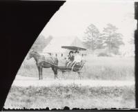 Carriage, Fryeburg, ca. 1900