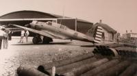 Northrop A-17, Presque Isle Army Air Field, 1940