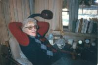 May Sarton, York, 1985