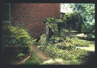Longfellow Garden well, Portland, ca. 1930